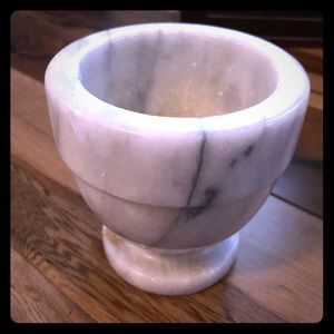 Marble trinket holder-heavy